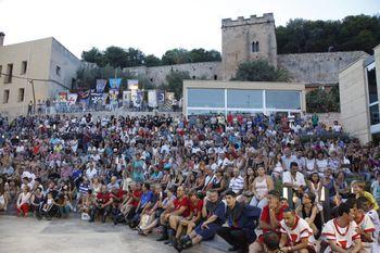Moros y cristianos 2012